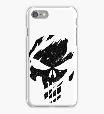Faded Punisher iPhone Case/Skin