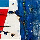 Urban Abstract -737 by Albert Sulzer