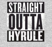 Straight Outta Hyrule One Piece - Short Sleeve