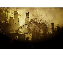 Tragedy Photographic Print