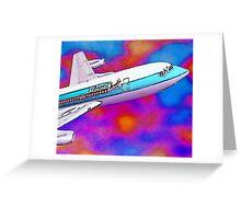 The Starship Greeting Card