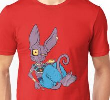 Beerus Gets His Pudding Unisex T-Shirt