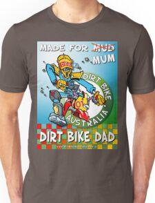Dirt Bike Dad  T-Shirt #2 Unisex T-Shirt