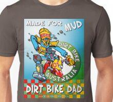 Dirt Bike Dad  T-Shirt #1 Unisex T-Shirt
