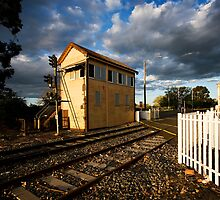 Signal Box by Craig Holloway