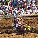 Team USA's Ryan Dungey - 2010 Red Bull MX Of Nations by Craig Durkee