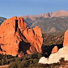 Garden of the Gods - Colorado Springs, CO  by Yvonne M.  Merkle
