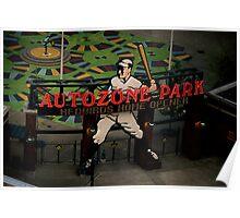Autozone Ballpark Poster