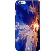 Zambezi River Sunset, Zimbabwe iPhone Case/Skin