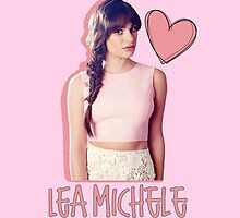 Lea Michele by leamgleek