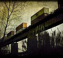 Strange Cargo by jscherr