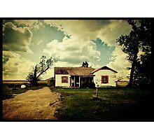 Boyhood Home of Johnny Cash Photographic Print