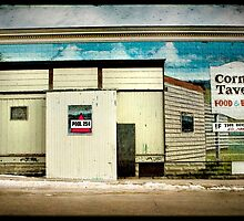 """Cheap Pool""- Irene, South Dakota by jscherr"