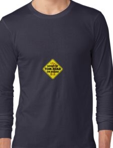 Ghost Of Tom Joad On Board Long Sleeve T-Shirt
