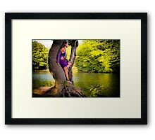 Elf 2 Framed Print