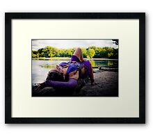 Elf 3 Framed Print