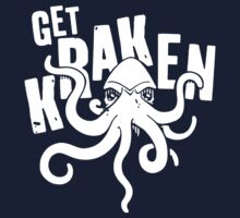 Get Kraken Cthulhu Kids Clothes