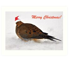 Merry Christmas! - Card Art Print