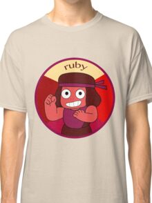 Eternal Flame Ruby Classic T-Shirt