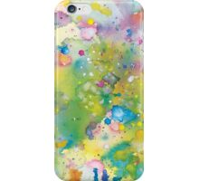 Colourful Painting iPhone Case/Skin