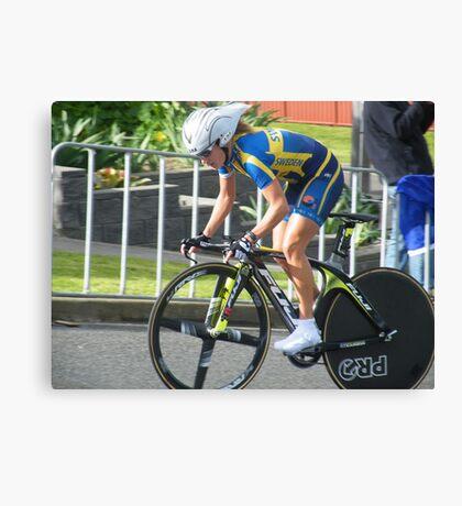 WORLD CYCLING CHAMPIONSHIPS 2010 Canvas Print