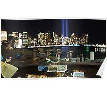 WTC Steel Poster