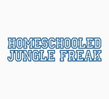 Mean Girls - Homeschooled Jungle Freak Baby Tee