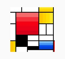 Mondrian in a different Way Unisex T-Shirt