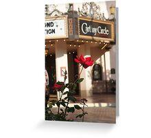 Carthay Circle Greeting Card
