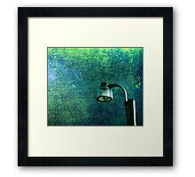 Street Light Framed Print