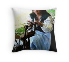 Dream Weaver Throw Pillow