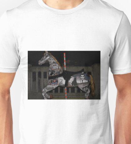 merry-go-round horse Unisex T-Shirt