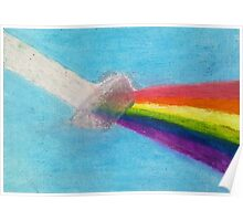 Invisible Rainbow Poster