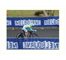 WORLD CYCLING CHAMPIONSHIPS 2010 Art Print