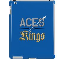 Aces and Kings iPad Case/Skin