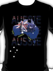 Australiana Composite T-Shirt T-Shirt