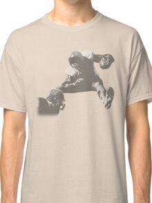 Hurdling Football Player Collection Classic T-Shirt