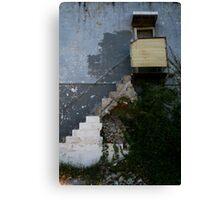 Stair Rot Canvas Print