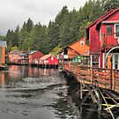 Old Ketchikan (HDR) by zumi