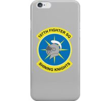 Shining Knights Squadron Logo iPhone Case/Skin