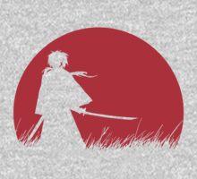 Samurai One Piece - Long Sleeve