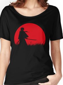 Samurai Women's Relaxed Fit T-Shirt