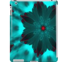 Backlit Aqua iPad Case/Skin