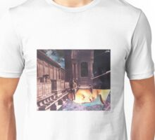 Chapel with Visiting Madonna Unisex T-Shirt