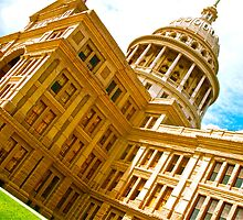 Texas State Capital by Dr. Charles Taylor