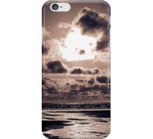 Darkness On the Edge iPhone Case/Skin