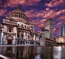 The First Church of Christ, Scientist by LudaNayvelt
