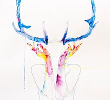 She's A Deer by Aimee Cosentino