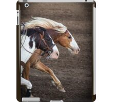 The Outlaw and The Law iPad Case/Skin