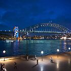 Grand final Pylon Projection by Nicole Wells